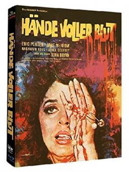 Hände voller Blut (Limited Mediabook, Cover B) (1971) [Blu-ray]