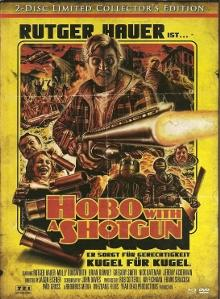 Hobo with a Shotgun (2 Disc Limited Collector's Edition, Mediabook, Uncut) (2011) [FSK 18] [Blu-ray]