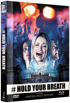 Hold your Breath (Limited Mediabook Edition, DVD+Blu-ray, Cover B) (2012) [FSK 18] [Blu-ray]