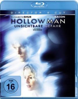Hollow Man - Unsichtbare Gefahr (Director's Cut) (2000) [Blu-ray]