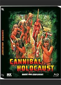 Cannibal Holocaust (Nackt und Zerfleischt) (im Schuber) (1980) [FSK 18] [Blu-ray]