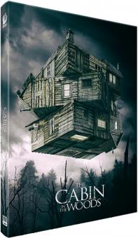 The Cabin in the Woods (Limited Mediabook, Cover A) (2011) [Blu-ray]