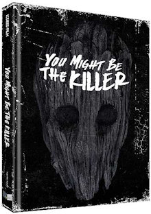 You Might Be the Killer (Limited Mediabook, Blu-ray+DVD, Cover E) (2018) [FSK 18] [Blu-ray]