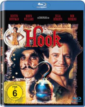 Hook (1991) [Blu-ray]