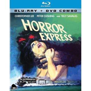 Horror Express (Blu-ray + DVD) (1973) [US Import] [Blu-ray]