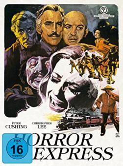 Horror Express (Limited Mediabook, Blu-ray+DVD) (1973) [Blu-ray]