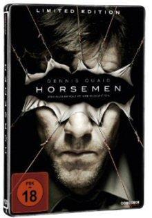 Horsemen (Limited Edition, Steelbook) (2008) [FSK 18]