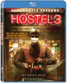 Hostel 3 (Unrated) (2011) [FSK 18] [EU Import mit dt. Ton] [Blu-ray]