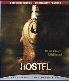 Hostel (Extended Version-Uncut) (2005) [FSK 18] [Blu-ray]