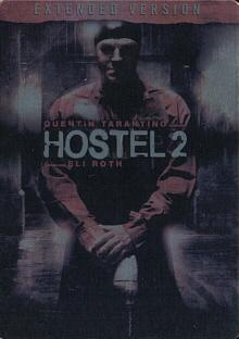 Hostel 2 (Extended Version, Steelbook) (2007) [FSK 18]