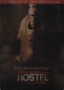 Hostel (Extended Version-Uncut, Steelbook) (2005) [FSK 18]