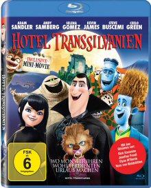 Hotel Transsilvanien (2012) [Blu-ray]