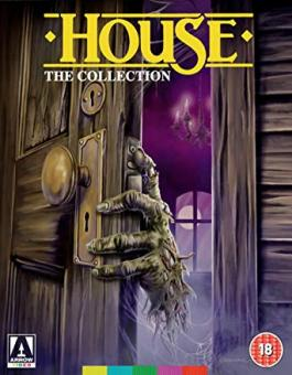 House Collection 1-4 (8 Discs Limited Edition, Blu-ray+DVD) [UK Import] [Blu-ray]