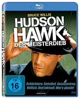 Hudson Hawk - Der Meisterdieb (1991) [Blu-ray] [Gebraucht - Zustand (Sehr Gut)]