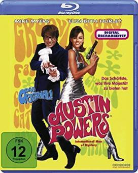 Austin Powers (1997) [Blu-ray] [Gebraucht - Zustand (Sehr Gut)]