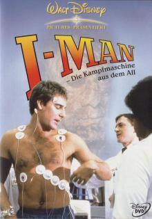 I-Man - Die Kampfmaschine aus dem All (1986)