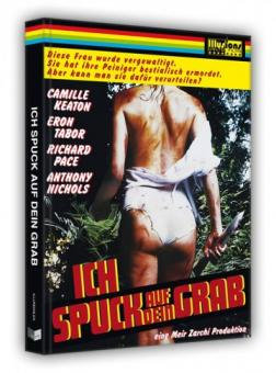 I Spit On Your Grave (Limited Mediabook, Blu-ray+DVD, Cover A) (1978) [FSK 18] [Blu-ray]