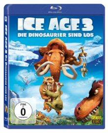 Ice Age 3: Die Dinosaurier sind los (& Digital Copy) (2009) [Blu-ray]