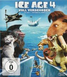 Ice Age 4 - Voll verschoben (2012) [Blu-ray]