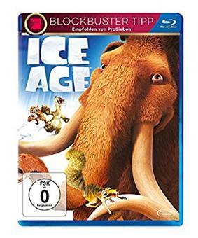 Ice Age (2002) [Blu-ray]