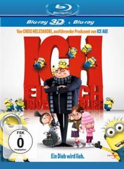 Ich - Einfach unverbesserlich (2D + 3D Version, Blu-ray 3D) (2010) [3D Blu-ray]