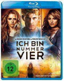 Ich bin Nummer Vier (2011) [Blu-ray]