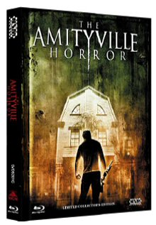 The Amityville Horror - Eine wahre Geschichte (Limited Mediabook, Blu-ray+DVD, Cover C) (2005) [Blu-ray]