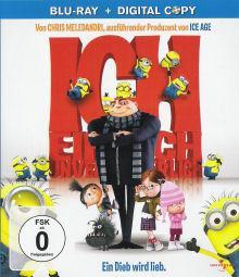 Ich - Einfach unverbesserlich (inkl. Digital Copy) (2010) [Blu-ray]