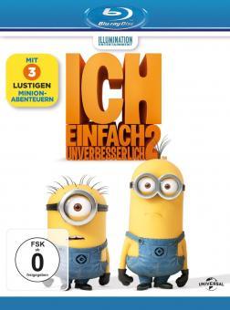 Ich - Einfach unverbesserlich 2 (2013) [Blu-ray]