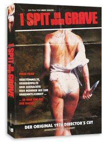 I Spit On Your Grave (Uncut, im Schuber) (1978) [FSK 18]