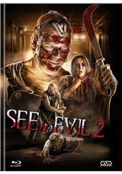 See No Evil 2 (Limited Mediabook, Blu-ray+DVD, Cover D) (2014) [FSK 18] [Blu-ray]