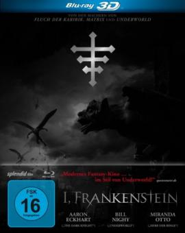 I, Frankenstein (Limited Steelbook Edition) (2014) [3D Blu-ray]