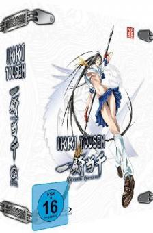 Ikki Tousen: Xtreme Xecutor - Vol. 1 (inkl. Sammelschuber) (2010) [Blu-ray]