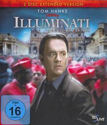 Illuminati - Extended Version (2 Discs) (2009) [Blu-ray]