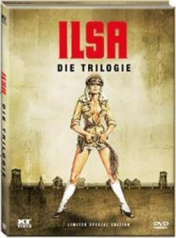 Ilsa Trilogy (3 DVDs Mediabook, Limitiert auf 2500 Stück) [FSK 18]
