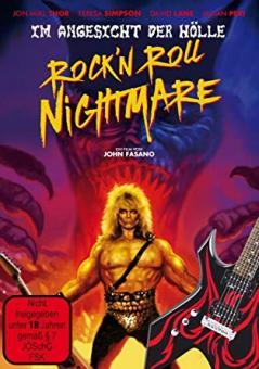 Im Angesicht der Hölle - Rock 'n' Roll Nightmare (1987) [FSK 18] [Gebraucht - Zustand (Sehr Gut)]