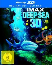 IMAX: Deep Sea (3D Blu-ray + 2D Version) [3D Blu-ray]