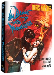 Im Banne des Dr. Monserrat (Limited Mediabook, Cover A) (1967) [Blu-ray]