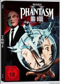 Phantasm 2  - Das Böse kehrt zurück (Limited Mediabook, Blu-ray+2 DVDs, Cover B) (1988) [FSK 18] [Blu-ray]