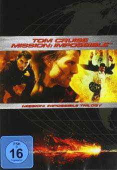 Mission: Impossible - Trilogy (3 DVDs)