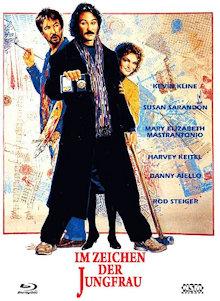 Im Zeichen der Jungfrau (Limited Mediabook, Blu-ray+DVD, Cover A) (1989) [Blu-ray]