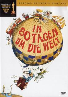 In 80 Tagen um die Welt (Special Edition, 2 DVDs) (1956)