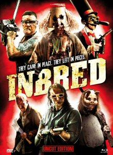 Inbred (Limited Mediabook, Blu-ray+DVD, Cover A) (2011) [FSK 18] [Blu-ray]