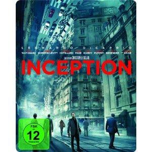 Inception (limitiertes Steelbook) (2010) [Blu-ray]