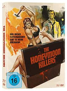 Honeymoon Killers (Limited Mediabook, Blu-ray+DVD, Cover B) (1969) [Blu-ray]