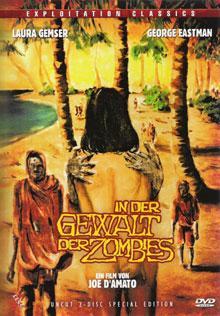 In der Gewalt der Zombies (2 DVDs, Kleine Hartbox) (1980) [FSK 18]