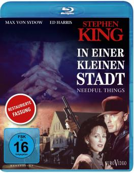 In einer kleinen Stadt - Needful Things (1993) [Blu-ray]
