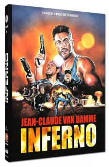 Inferno (Limited Mediabook, Blu-ray+DVD, Cover D) (1999) [FSK 18] [Blu-ray]
