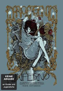 Horror Infernal (Inferno) (Mediabook, Blu-ray und DVD) (1980) [FSK 18] [Blu-ray]