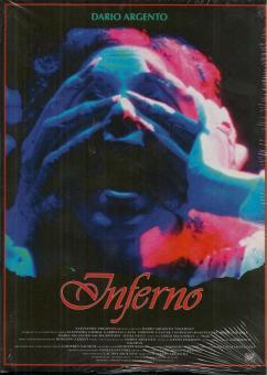 Horror Infernal (Inferno) (3 Disc Mediabook, Blu-ray+2 DVDs, Cover C) (1980) [FSK 18] [Blu-ray]
